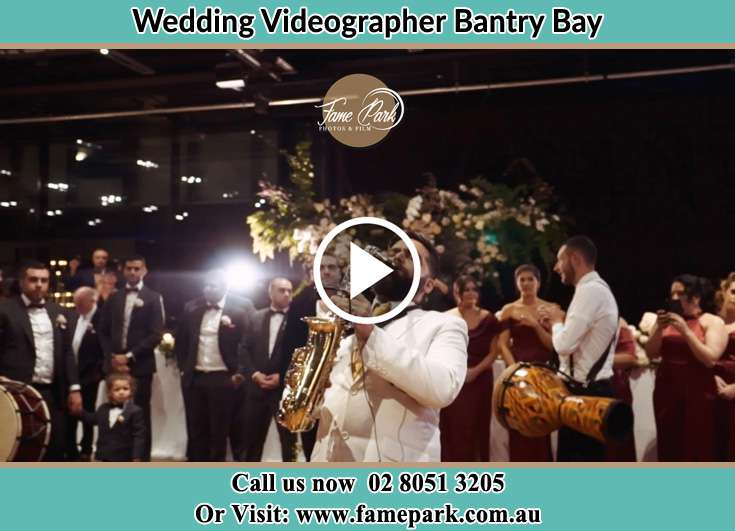 The reception event Bantry Bay NSW 2087