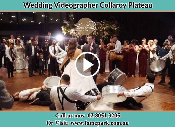 Bride and Groom at the dance floor Collaroy Plateau NSW 2097