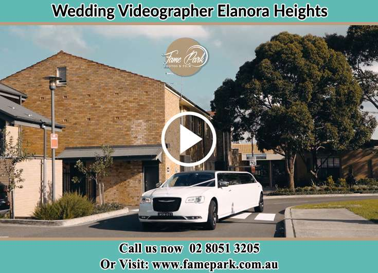 The bridal car Elanora Heights NSW 2101