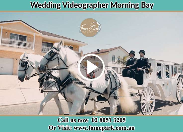 The wedding carriage Morning Bay NSW 2105
