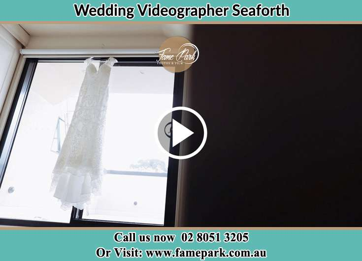 The wedding gown Seaforth NSW 2092